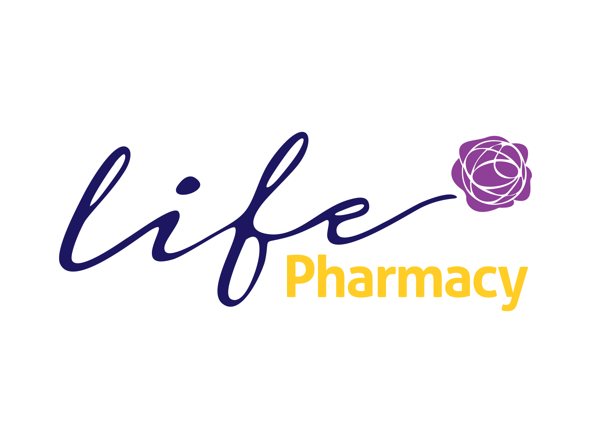 OneZero Design Lab logo-life-pharmacy Projects