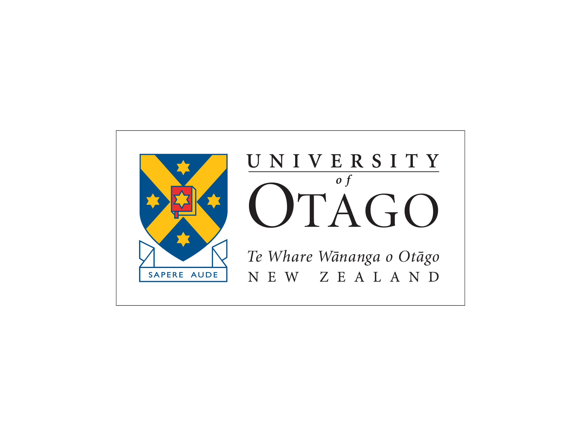 OneZero Design Lab logo-university-of-otago Projects