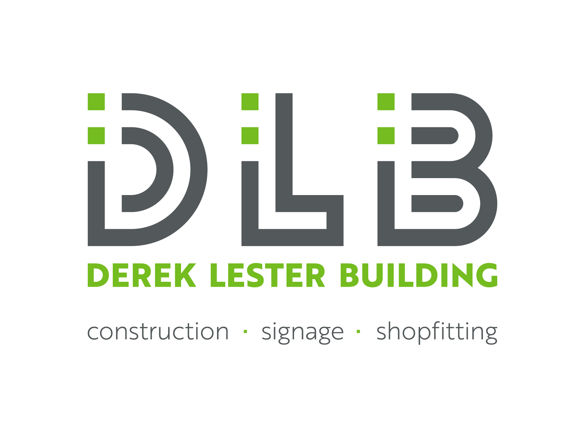 OneZero Design Lab logo-derek-lester-building Projects