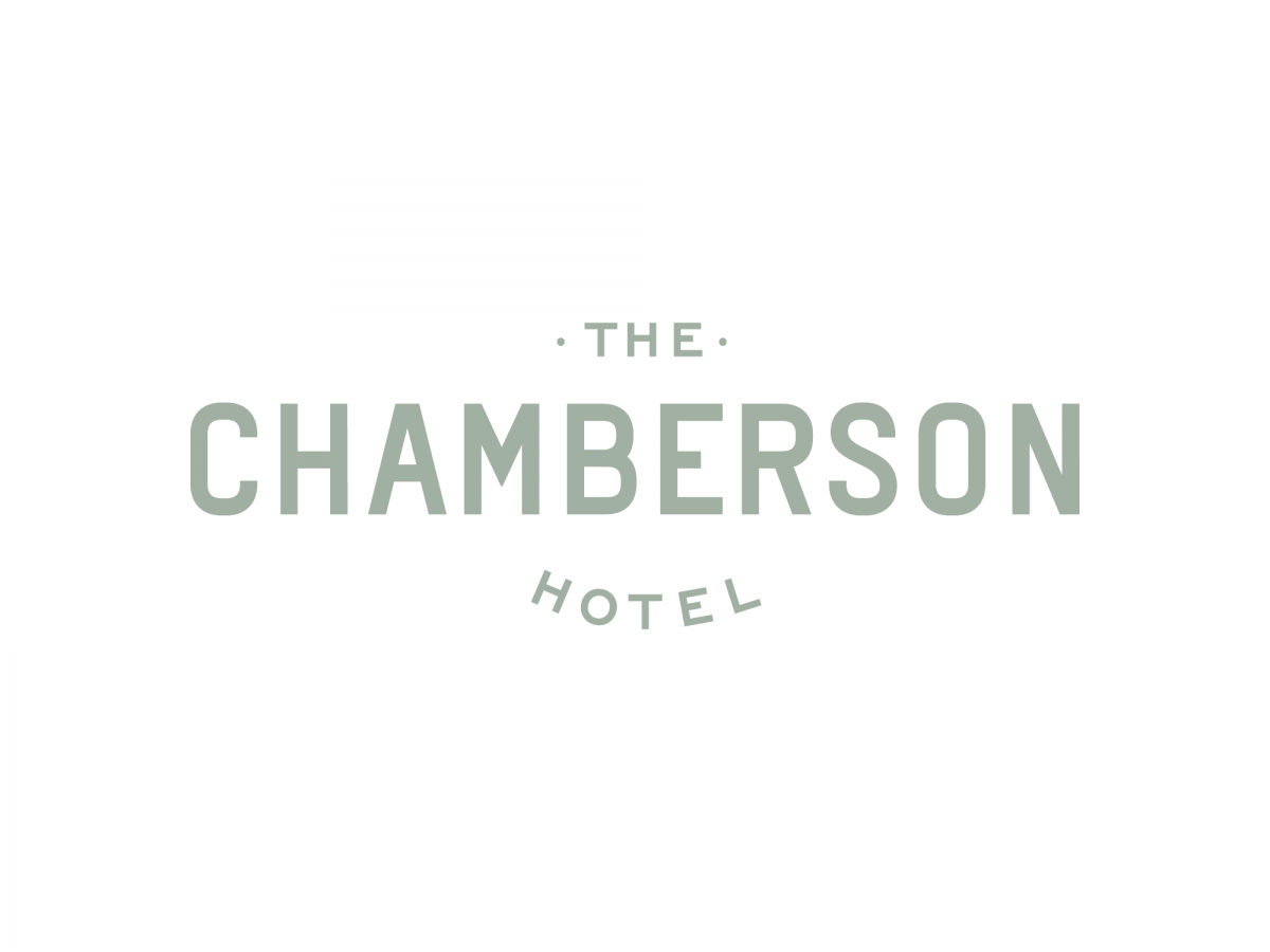 OneZero Design Lab logo-chamberson-hotel Projects