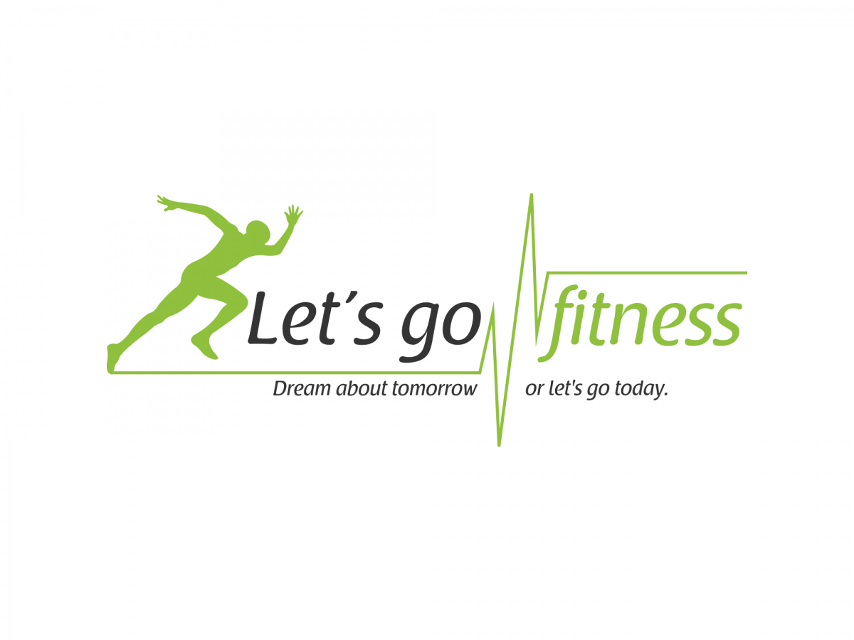 OneZero Design Lab logo-lets-go-fitness Projects