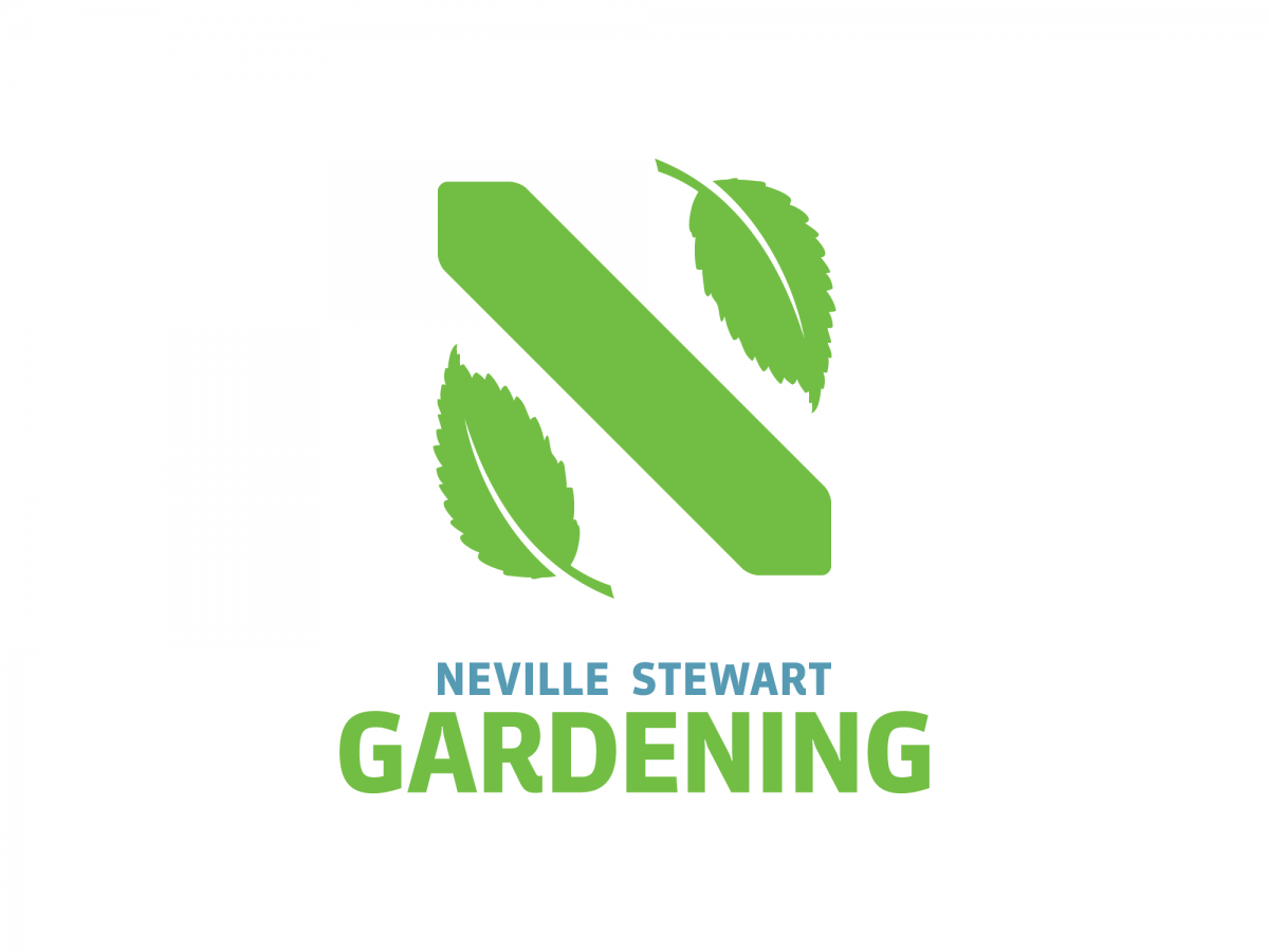 OneZero Design Lab logo-neville-stewart-gardening Projects